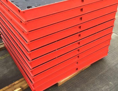 SGB Topec mit neuer Holz Schalhaut